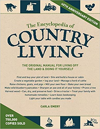 encyclopedia country living